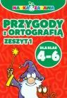 Nauka i zabawa Przygody z ortografią 4-6 Zeszyt 1