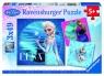 Puzzle 3x49: Kraina Lodu: Elsa, Anna i Olaf (092697)