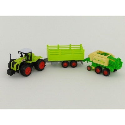 Traktor Adar z napędem (502697)