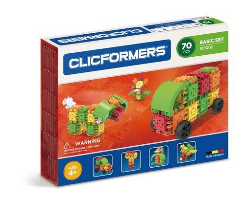 Clicformers - 70 elementów