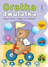 Gratka dwulatka Część 1 Bator Agnieszka