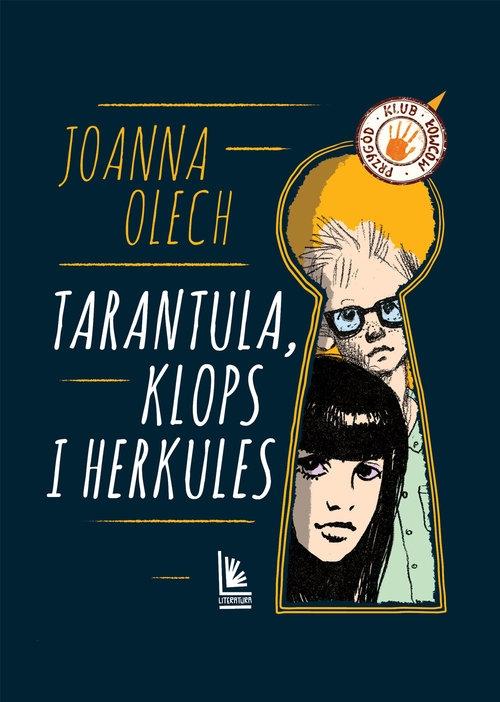 Tarantula Klops i Herkules (Uszkodzona okładka) Olech Joanna