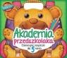 Akademia przedszkolaka Edukacyjne książeczki dla 5-latka
