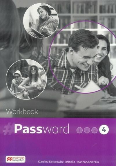 Password 4. Workbook praca zbiorowa