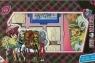 Pieczątki Monster High walizka (7869)