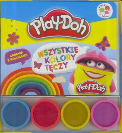 Play-Doh. Wszystkie kolory tęczy praca zbiorowa