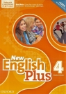 New English Plus 4 SB z repetytorium OXFORD Ben Wetz, Diana Pye, Jenny Quintana, Alicja Gałąz