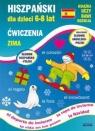 Hiszpański dla dzieci 6-8 lat Ćwiczenia Zima