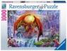 Puzzle 1000 elementów - Smocze Królestwo (152698)
