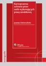 Karnoprawna ochrona praw osób wykonujących pracę zarobkową Unterschutz Joanna