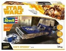 Star Wars Hans Speeder Build&Play (06769)