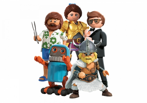 PLAYMOBIL: THE MOVIE Figures (1. edycja) (70069)