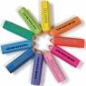 Gumka Ołówek Happy (233800) mix kolorów
