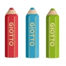Gumka ołówek Giotto Happy Gomma, 1 sztuka (233800) mix kolorów