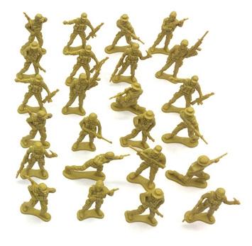 Zestaw żołnierzyków - 24 szt. (111698)