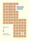 Poezje zebrane Leśmian Tom 2 Leśmian Bolesław