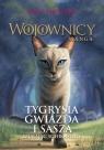 Wojownicy manga Tygrysia Gwiazda i Sasza Szukając schronienia