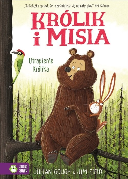 Królik i Misia Tom 2 Gough Julian