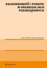 Rachunkowość i podatki w organizacjach pozarządowych Nadolna Bożena, Rydzewska Marzena