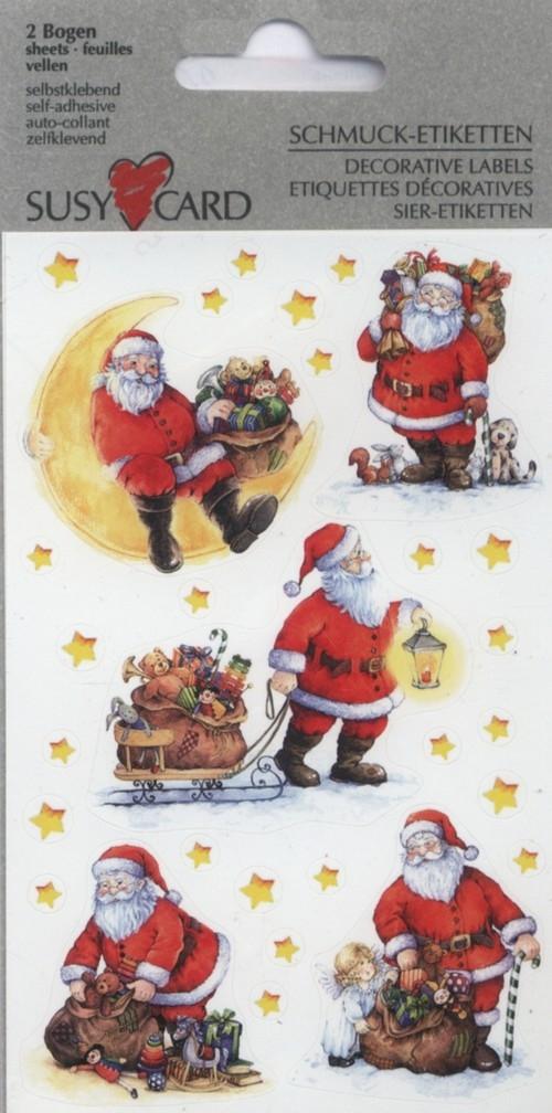 Nalepka Mikołaj