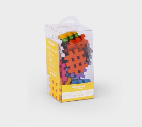 Midi Waffles 22 elementów (903698)