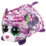 Maskotka Teeny Tys: Lilac - Cekinowy Kot (42408)