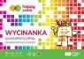 Blok Happy Color Wycinanka Samoprzylepna, A5, 8 arkuszy (HA 3710 1520-S8)