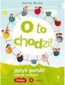 O to chodzi! 4 Język polski Zeszyt ćwiczeń Część 1