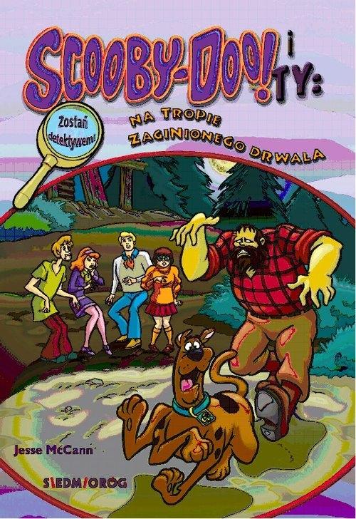 Scooby-Doo! i Ty: Na tropie Zaginionego Drwala McCann Jesse Leon