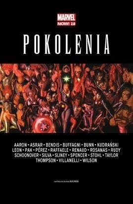 Pokolenia Jason Aaron, Nick Spencer, Brian Michael Bendis,