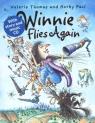 Winnie Flies Again + CD Valerie Thomas