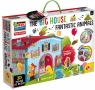 Montessori - Dom fantastycznych zwierząt (304-EX76819)