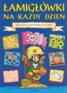 Łamigłówki na każdy dzień 365 zadań, krzyżówek i zagadek Podgórska Anna, Czerepak Wojciech, Michalec Bogusław