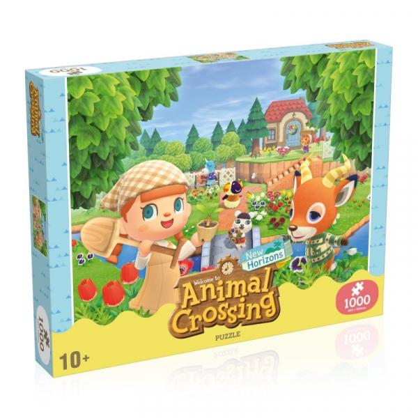 Puzzle Annimal Crossing 1000 elementów (04699)