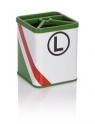Przybornik metalowy LG-10 Legia