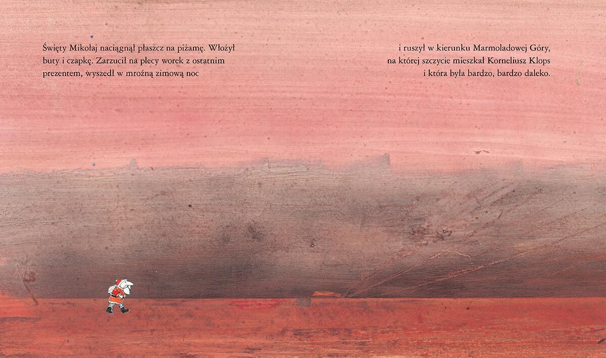 Prezent gwiazdkowy dla Korneliusza Klopsa Burningham John