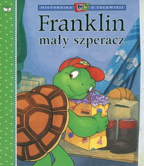 Franklin mały szperacz Bourgeois Paulette
