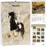 Kalendarz 2021 13 Plansz Konie EV-CORP