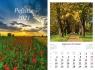 Kalendarz planszowy 2021 - Pejzaże 7
