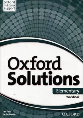 Oxford Solutions Elementary Ćwiczenia Falla Tim, Davies Paul A.