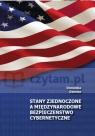 Stany Zjednoczone a międzynarodowe bezpieczeństwo cybernetyczne Dominika Dziwisz