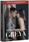Nowe oblicze Greya booklet + DVD