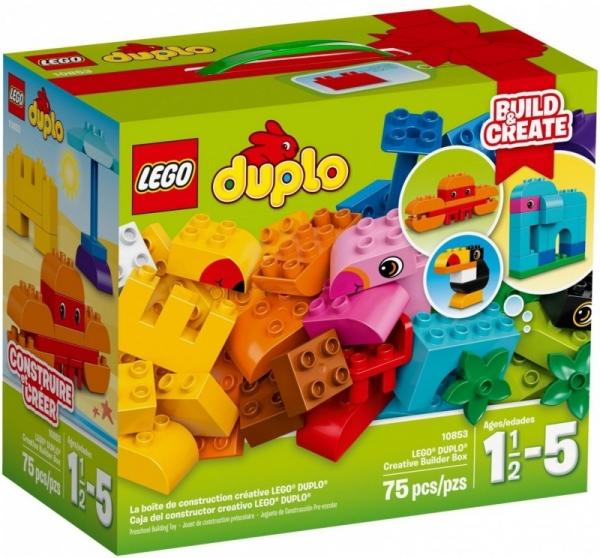 Lego Duplo: Zestaw kreatywnego budowniczego (10853)