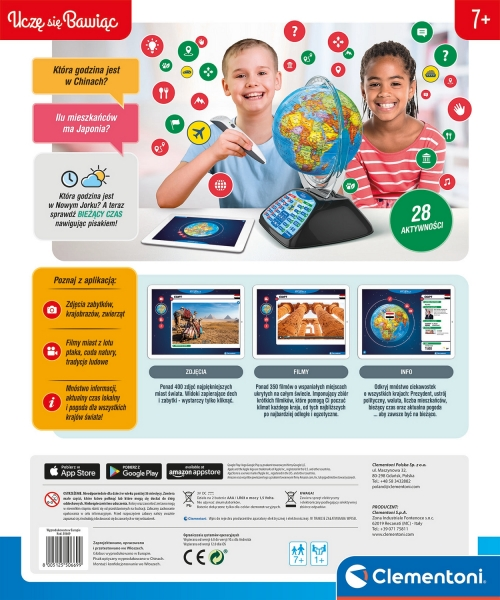 Interaktywny EduGlobus Digital (50669)
