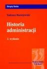Historia administracji Maciejewski Tadeusz