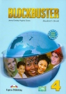 Blockbuster 4 Student's Book Gimnazjum Dooley Jenny, Evans Virginia