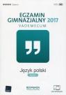 Egzamin gimnazjalny 2017 Język polski Vademecum