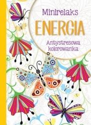 MiniRelaks Energia Antystresowa kolorowanka