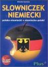 Słowniczek niemiecki polsko-niemiecki niemiecko-polski 16 000 haseł Karolska Wioletta