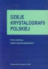 Dzieje krystalografii polskiej